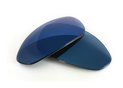 FUSE Midnight Blue Mirror Tinted Replacement Lenses for Bolle Grunt