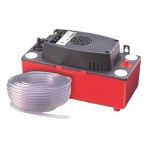 DiversiTech CP-22T Condensate Pump, 22' Lift, with 20' of 3/8'' CVT, 120V by Diversitech (Image #1)