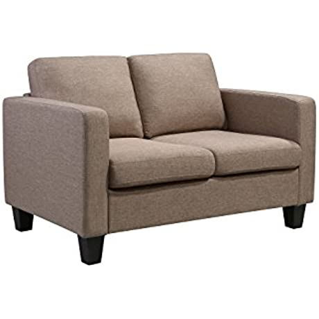 Eurotech Seating S LSB3 A1 SND Kinnect Park Love Seat Sand