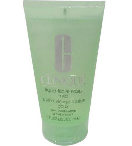 Clinique Liquid Facial Soap Tube Mild, 5 Ounce