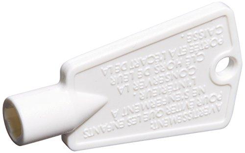 Frigidaire 5303310289 Refrigerator Door Key