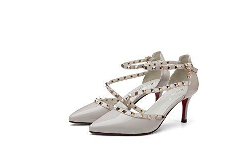 Sandales 5 Inconnu Gris 1TO9 Gris EU Femme Compensées 36 Z0q5f