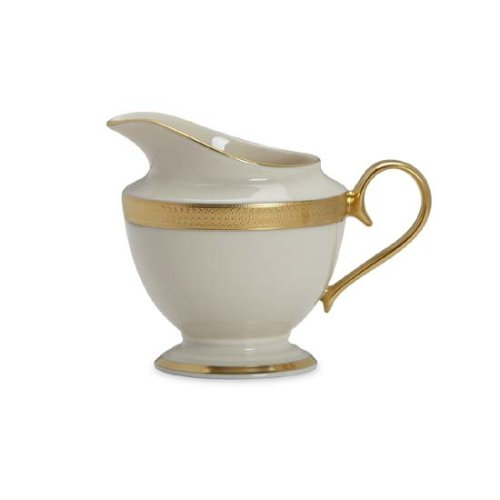 Lenox Lowell Gold Banded Ivory China -