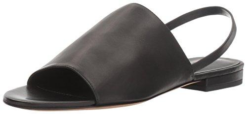 Dawson Frauen Schwarz Sandale Flache Vince B5wdIqB