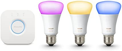 Up to 40% off Philips Hue Lighting