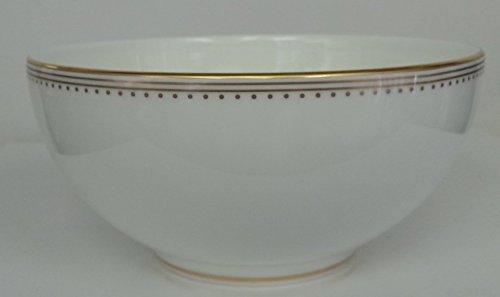 - Vera Wang Golden Grosgrain All Purpose Bowl