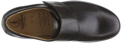 Ganter GREG, Weite G - Zapatillas de casa de cuero hombre marrón - Braun (espresso 2000)