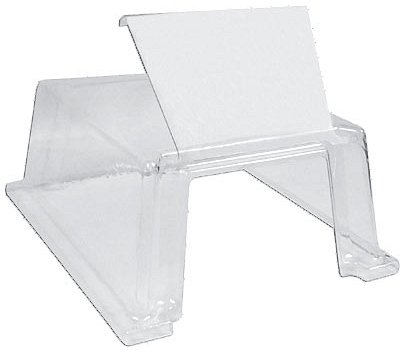 Globe Food Equipment SN30 Sneeze Guard for RG30 Hot Dog Roller Grill