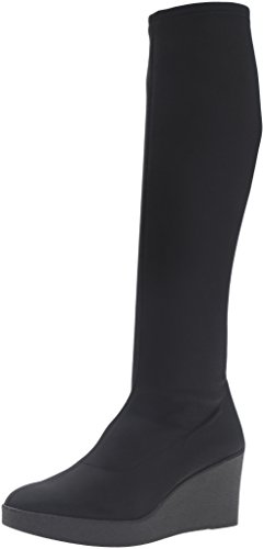 Donald J Pliner Women's Lark-Hn Engineer Boot Black DXBK3KS