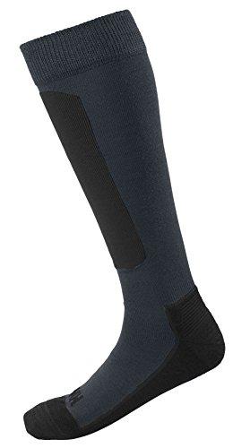Helly Hansen Men's Hh LIFA Merino Green Alpine Socks, Graphite, Size 45-47