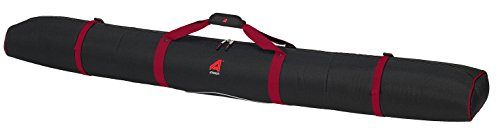 new-athalon-padded-double-ski-bag-black-red-180cm-model-344