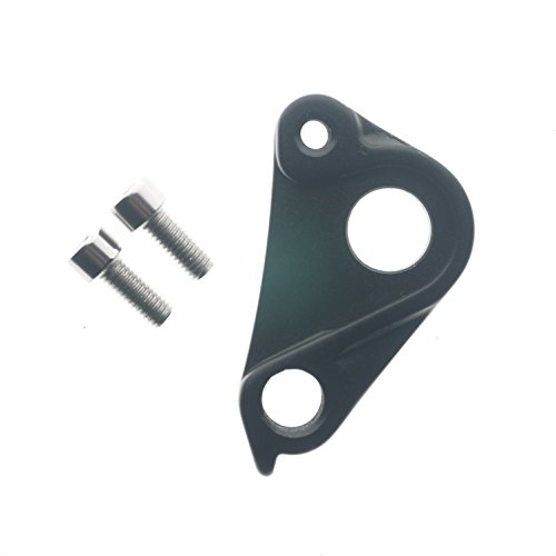 Derailleur Hanger for Specialized Camber Enduro Epic Rumor S-works Stumpjumper # 168 Black (Specialized Derailleur Hanger)