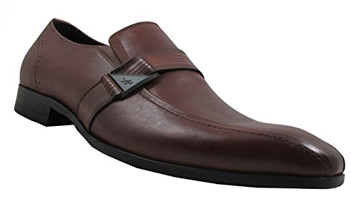 U Kenneth Cole Cognac Men's Loafer On Name York Slip New It q4CwpTF