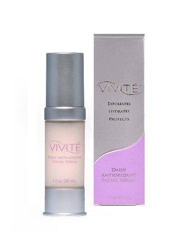 VIVITÉ Daily Antioxidant Facial Serum, 1-Ounce Pump