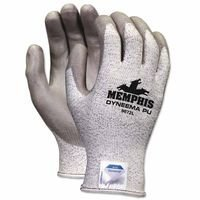 Memphis Glove X-Large Ultra Tech Dyneema String Knit Glove Blk - 12 Pair