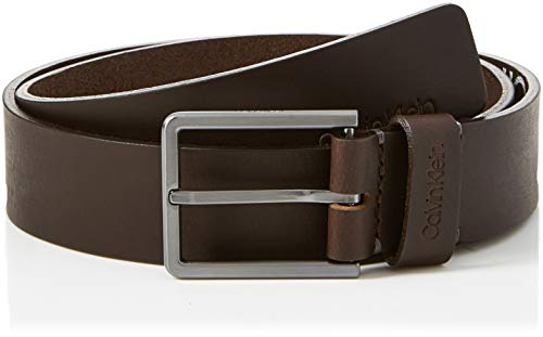 Klein Calvin Ceinture turkish Coffee Homme 201 Marron gqdOq