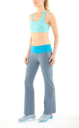 Nike Dames Zoom Uit Flyknit Sportschoenen Grijs / Torquise