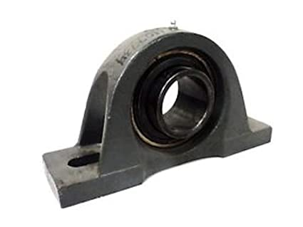Cast Iron Housing Regreasable /±2 degrees Misalignment Ang 2-3//4 Base to Center Height Setscrew Locking Collar Non-Expansion Type Felt Seals Sealmaster MP-35 Pillow Block Ball Bearing Medium-Duty 7-1//4 Bolt Hole Spacing Width 2-3//16 Bore