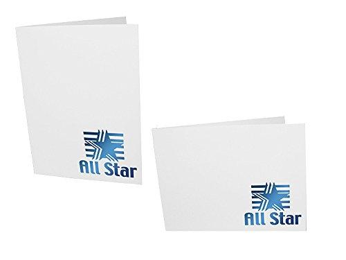 All Star 4x6 Event Photo Folders