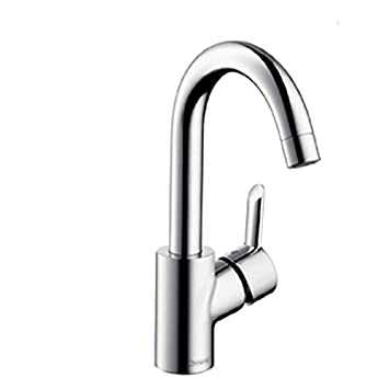 Extremely H. GROHE HG31710000 Focus-S Single-Lever Mixer for Wash Basin with  YF52