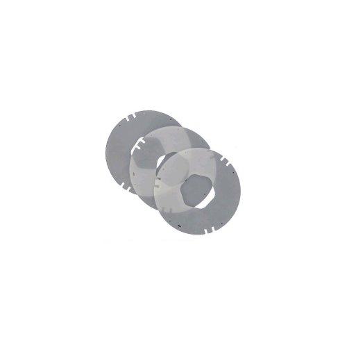 - San Jamar XC2422S-5 Extra Cup Dispenser Gaskets - 3 / PK