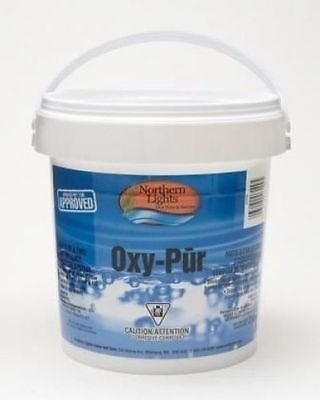 Northern Lights Group NLCT-OXY PUR-Part 2 of 2 part Bromine Sanitizer - 3 Kg