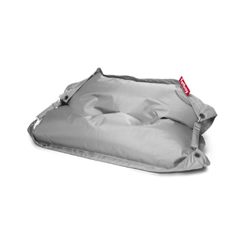 Fatboy Buggle-Up Bean Bag Lounge Chair, Light Grey by Fatboy