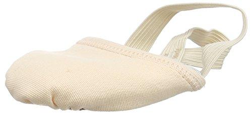 So Danca BA-41 Tramo Lienzo media suela zapatos de ballet Rosa (Pink)