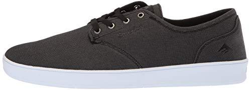 Pictures of Emerica Men's The Romero Laced Skate Shoe Dark Grey Black Gum 5
