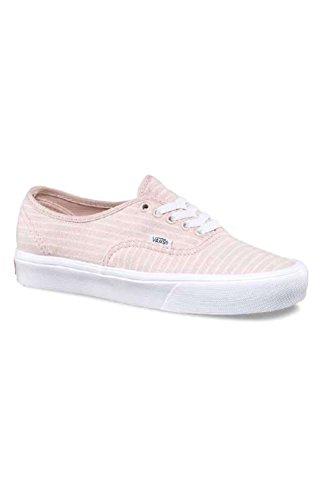 buy cheap limited edition cheap sale big discount Vans Unisex Authentic (Kendra Dandy) Skate Shoe (Stripes) Sepia Rose True White A2cEDHo