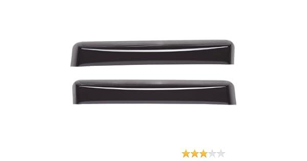 Dark Smoke WeatherTech Custom Fit Front /& Rear Side Window Deflectors for Volvo 850