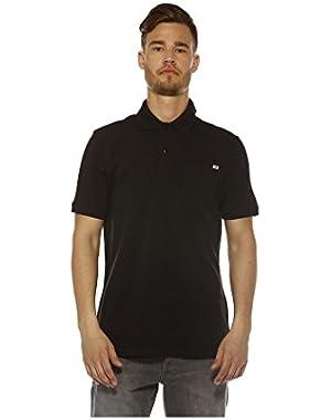 G Star Raw Pitro Pocket Polo Shirt Slim Fit Mens M