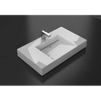 aquamoon venice 31 bathroom vessel sink infinity