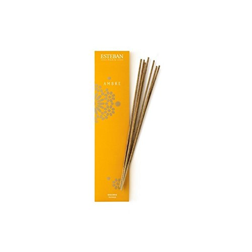 Esteban Ambre Bamboo Stick Incense 20 Incense Sticks