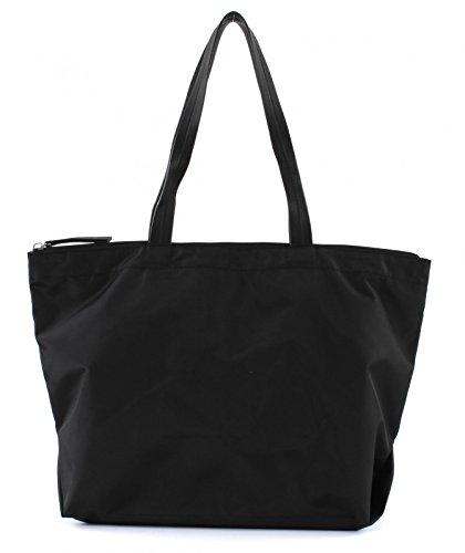 4999051f434fe ... Esprit Damen Handtasche Tasche Shopper Cleo Shopper Schwarz  028EA1O006-E001 ...