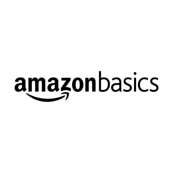 AmazonBasics Modern Adjustable Low Back Armless Ribbed Task Chair