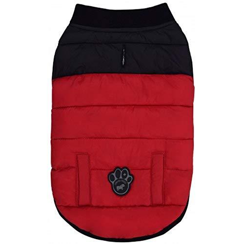 (Canada Pooch Summit Stretch Dog Jacket (28 inches) (Red))