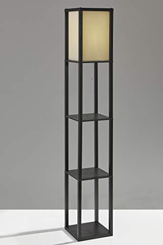 Adesso 3138-01 Wright In. Smart Light Shelves.