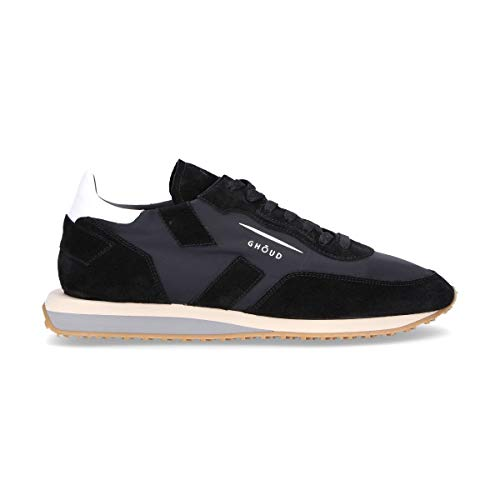Sneakers Rslwns15 Grigio Pelle Ghoud Donna 6zxOdqEqw