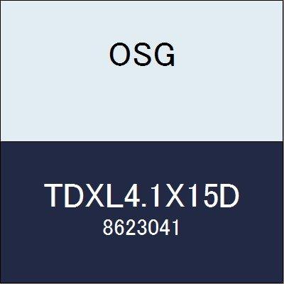 OSG スラスタードリル TDXL4.1X15D 商品番号 8623041