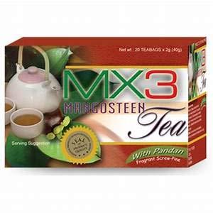 mx3 tea fogyáshoz