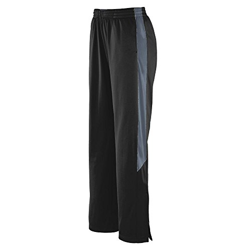 Augusta Sportswear Women's Medalist Pant 2XL Black/Graphite