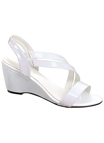 Price comparison product image Sofwear Women's Adult by Beacon Daria 12 Medium US Women/White
