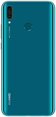 Huawei Y9 2019 Dual SIM - 128GB, 4GB RAM, 4G LTE, Blue
