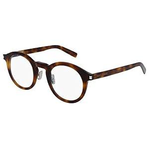 Eyeglasses Saint Laurent SL 140 SLIM- 002 AVANA /