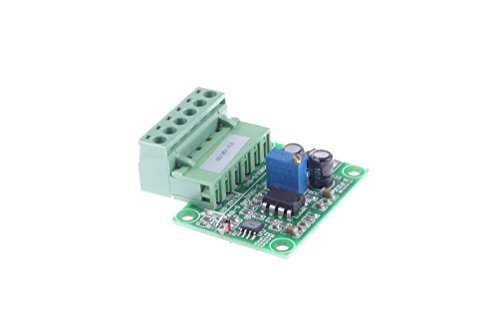 KNACRO Frequency To Voltage Conversion Module 0-10KHz To 0-10V F/V Conversion Module Digital To Analog Converter -