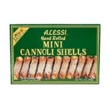 Alessi Mini Cannoli Shell, 3 Ounce - 12 per case.