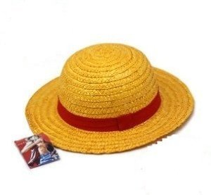 Cosplay Accessories One Piece Straw Hat Luffy's Hat