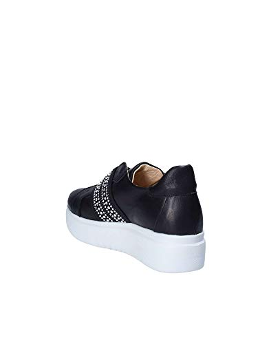 on Slip Exton Nero E05 Donna RqxxwvT