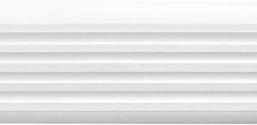 Hellgrau Quest Treppenkantenprofil Selbstklebend PVC Kunststoff Anti-Rutsch Abschlussprofil Winkelprofil Kantenschutz 40x25 90cm